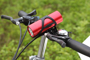 BICYCLE PORTABLE MP3 SPEAKER