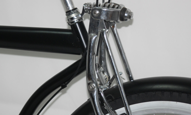 Lowrider suspension fork