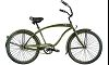 "26""army beach cruiser bicycle"