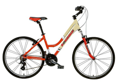 "24""Alloy 18 speed city bikes"