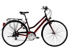 "26""Alloy 18 speed city bikes"