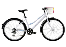 "26""Alloy 6 speed city bikes"