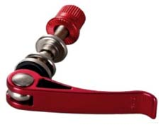 seat clamp quickly releases
