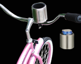 bicycle cup hotel in handlebar