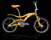 Freestyle bicycle