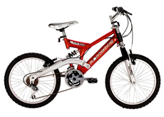 "20""18 speed Mountain bike"