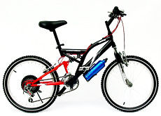 "20""6 speed Mountain bike"