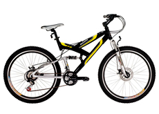 "24""18 speed Mountain bike"